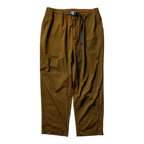 Tightbooth T/C TAPERED PANTS BROWN L タイトブース パンツ