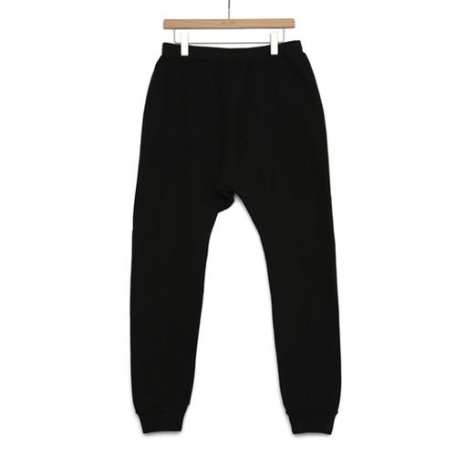 WELLDER【ウェルダー】Lounge pants (BLACK)