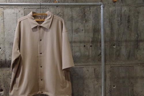 Remake coach s/s shirt jkt(Beige)