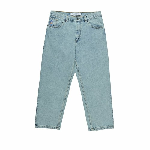 POLAR SKATE CO(ポーラー) / 93 DENIM -LIGHT BLUE-
