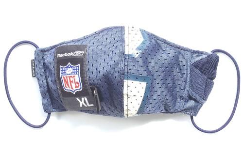 【デザイナーズマスク 吸水速乾COOLMAX使用 日本製】NFL SPORTS MIX MASK CTMR 0928033