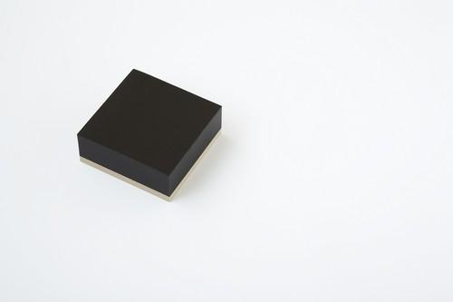 ブラック メモブロック S (107x107mm)