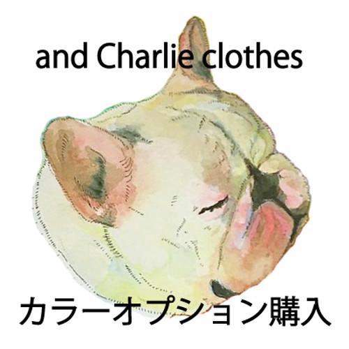 【andcharlie.clothes ひとつだけの服】カラーオプション