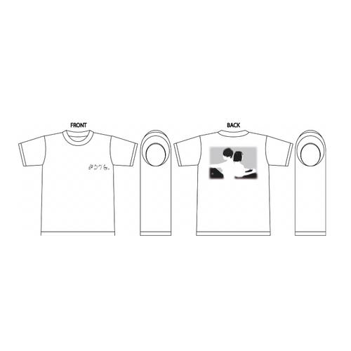 【白】みるかも。オリジナルTシャツ