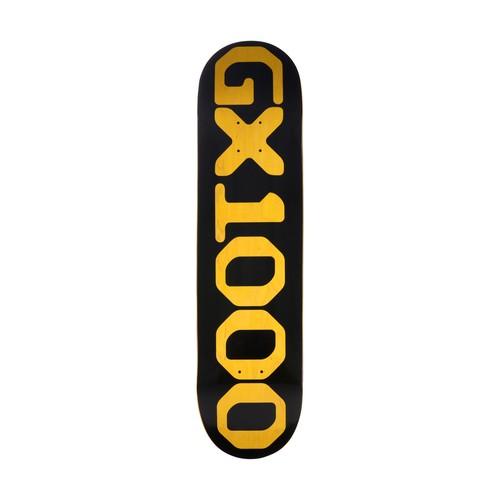 """GX1000 OG LOGO / OG YELLOW 8.0"""""""