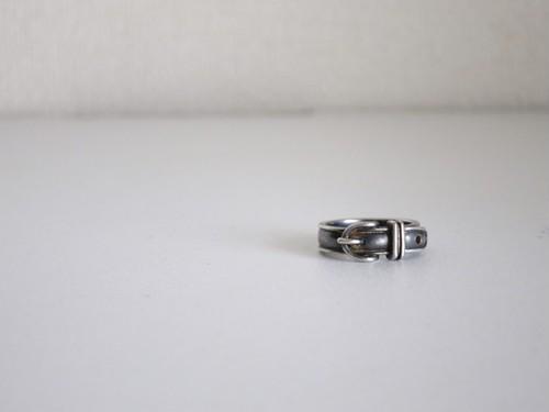Vintage Hermes Ring ベルトモチーフ