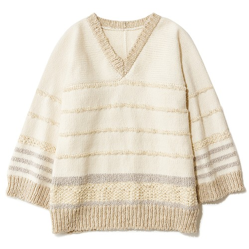 V-NECK mexican sweater