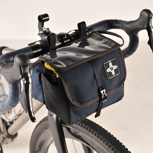 RawLow Mountain Works / Frontire Bike Bag (Papersky limited edition)