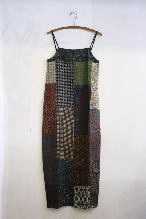 MALION VINTAGE マリオンビンテージ men's scarf camisole dress D
