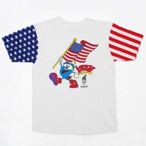 古着 Tシャツ 90's Atlanta 1996 オリンピック メンズL