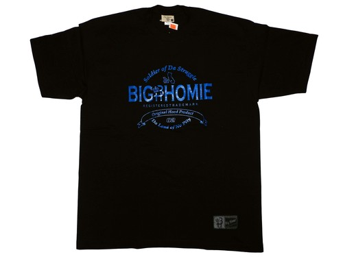 STRUGGLE(BIG HOMIE)Black×Blue