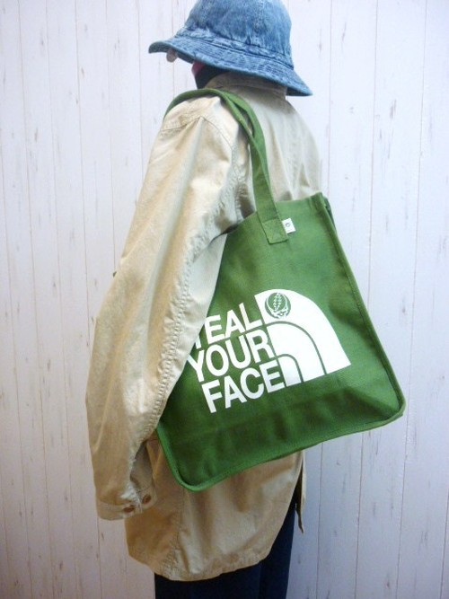 Steal Your Face Hemp Market Tote(スチール ユア フェイス ヘンプ マーケット トートバッグ)