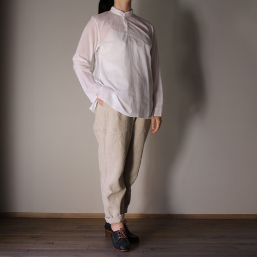 YAECA/ヤエカ クルタシャツ ♯60131