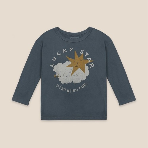 BOBOCHOSES Lucky Star Kids Tee