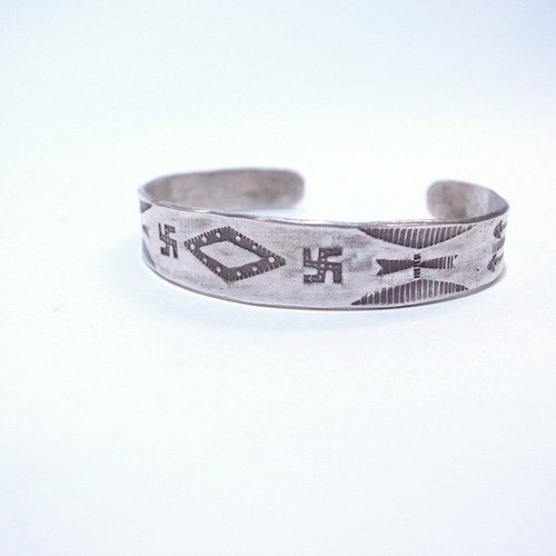 THE Highest End / Swastika Bangle