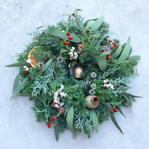 "hiba ""Christmas wreath"""