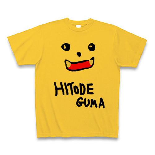 Tシャツ【ヒトデグマ】