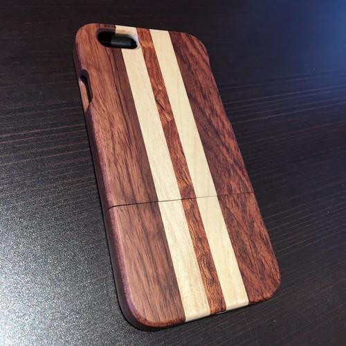 木製iPhoneケース【6/6s】 【6plus/6s plus】 【7】