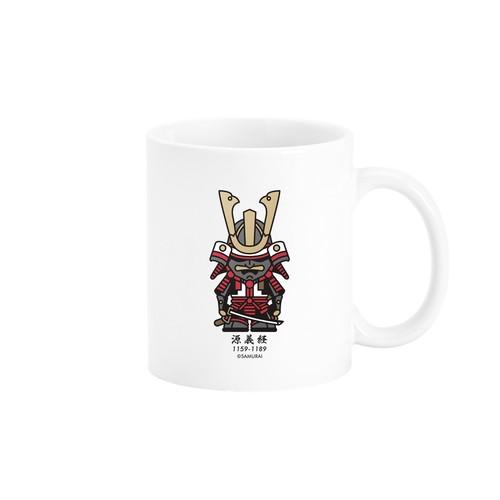 マグカップ(源義経)