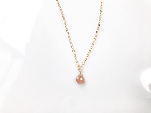 14kgf Inca rose necklace