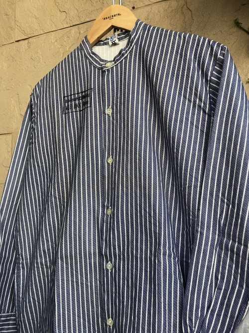 Old German stripe pattern shirts 1