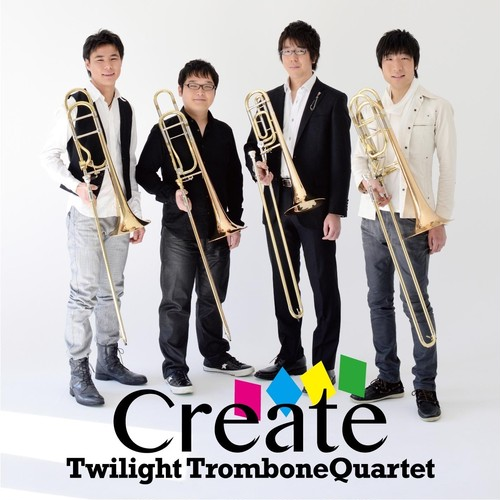 『Create』Twilight Trombone Quartet