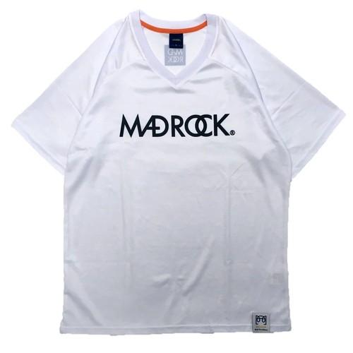 マッドロック / ベーシックトレーニングシャツ / ドライタイプ / ホワイト