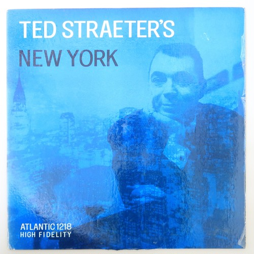 TED STRATERS / NEW YORK オリジナル