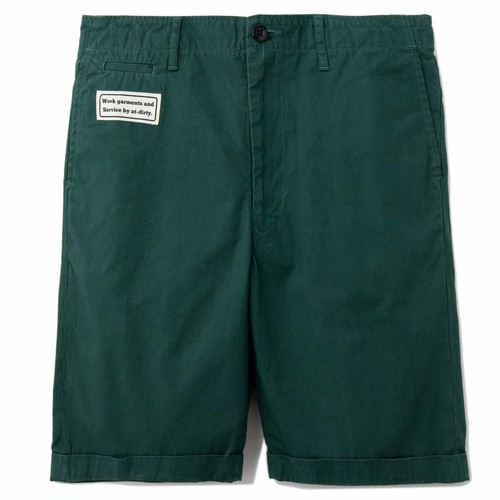 AT-DIRTY(アットダーティー)/GASS SHORTS (GREEN)