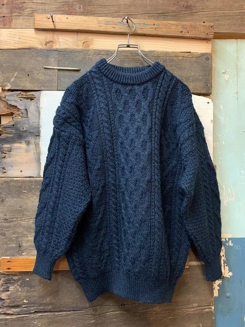 Craft&Woollens fishermans sweater