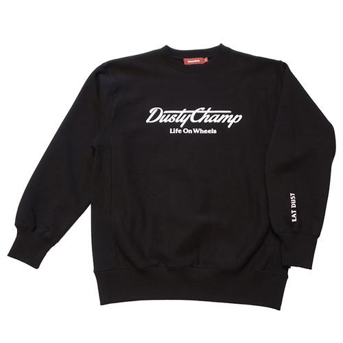 DUSTY CHAMP(ダスティーチャンプ) / DUSTYCHAMP CREWNECK(JP-179)(クルーネックスウェット)