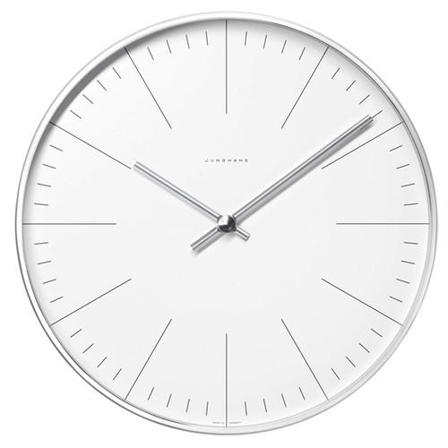 Max Bill Line Dial Clock