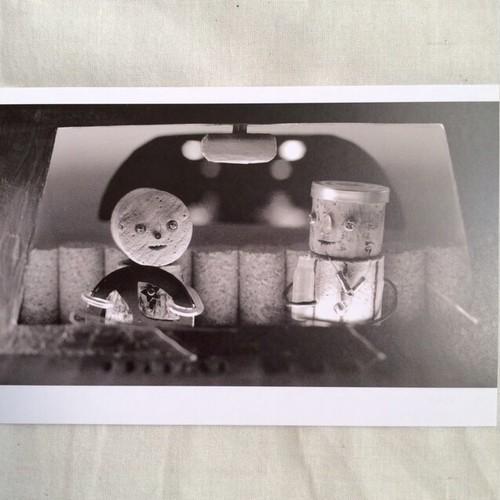 ポストカード/真夜中のドライブ