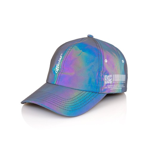 OFFICIAL DICHROIC SQUID INK DAD HAT   QS19-6002
