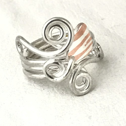 Counseling jewelry  [わしこ様]  Ring