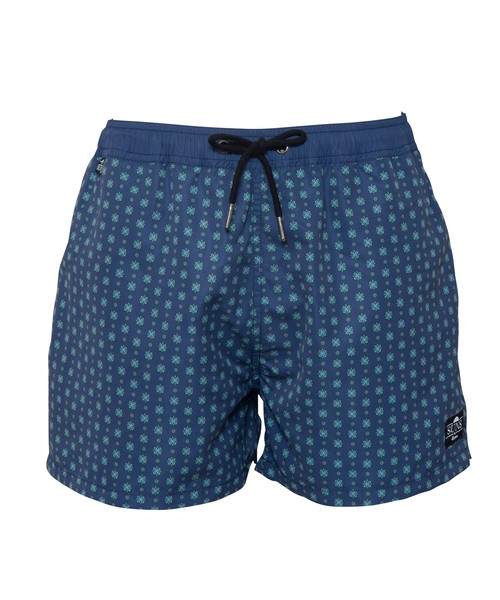 SUNS KOMON PATTERN SWIM SHORTS[RSW020]