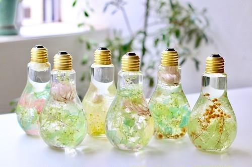 FLOWERiUM(フラワリウム)®︎  edison(エジソン)  color: green