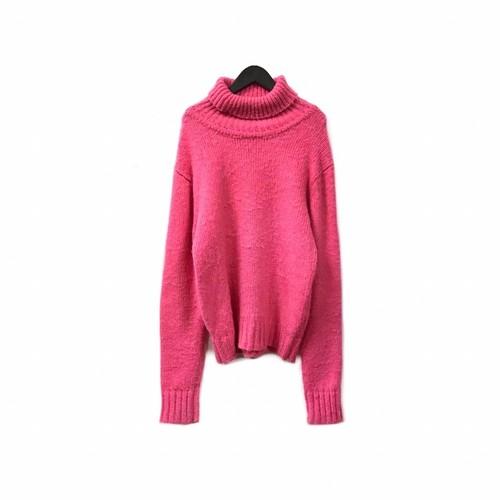 FACETASM - Turtleneck Knit (size - 5) ¥14000+tax