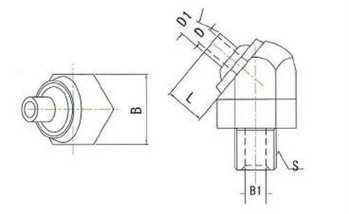 JTASP-1/4-30 高圧専用ノズル