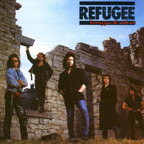 "REFUGEE ‎""Burning From The Inside Out""  (輸入盤)"