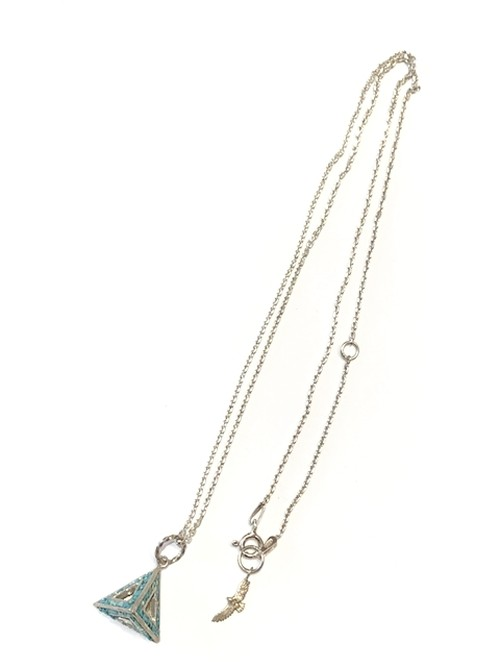 【GARDEN OF EDEN】MOSAIC TRIANGLE NECKLESS