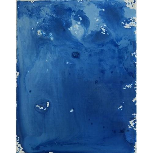 「無題」 キャンバスにアクリル * 現代アート 抽象画 絵画 内野隆文 アートのある暮らし