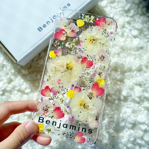 Benjaminsオリジナル ハードクリアiPhone6s Plusケース