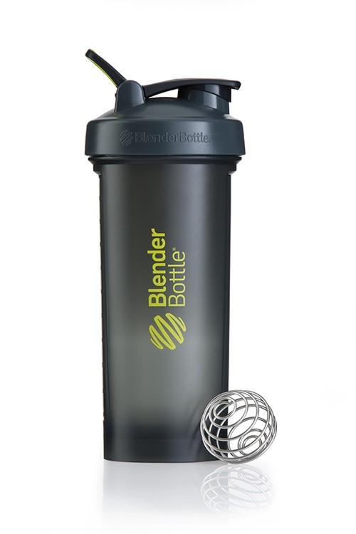 BlenderBottle/ブレンダーボトル 『 BlenderBottle Pro45 Full-Color』プロ45フルカラー【グレー/グリーン】プロテインシェイカー