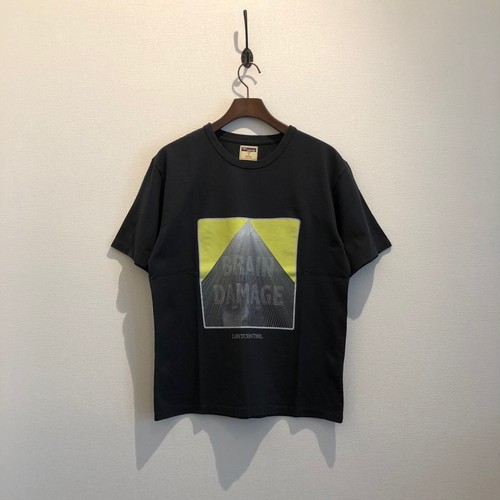 Graphic Tee / MADMAN (BLACK) / LOST CONTROL