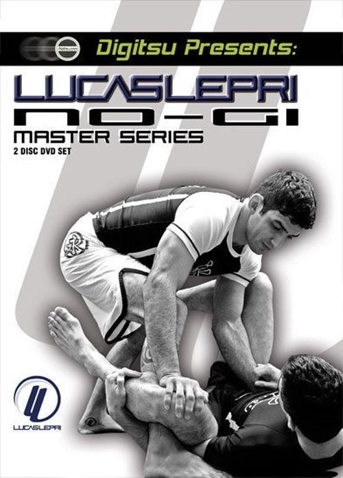 ルーカス・レプリ ノーギ・マスターシリーズ ノーギ教則DVD