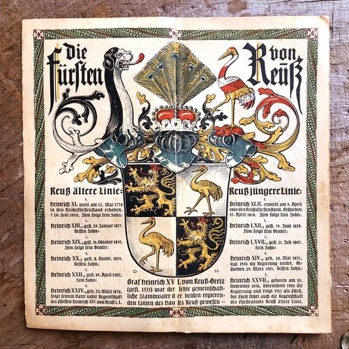 ミュンヘンカレンダー 1915年