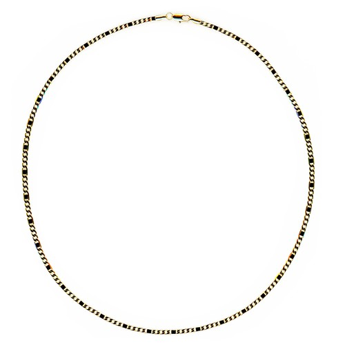 【GF1-48】22inch gold filled chain necklace