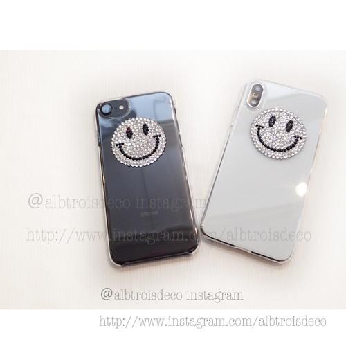 【iPhoneXs.X etc..】スマイルケース