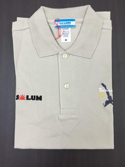SOLUM ポロシャツ(GRY 10TSUBASA)